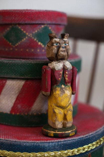 деревянный мишка купить